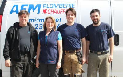 AFM Plomberie et chauffage : une réponse à tous vos problèmes de plomberie