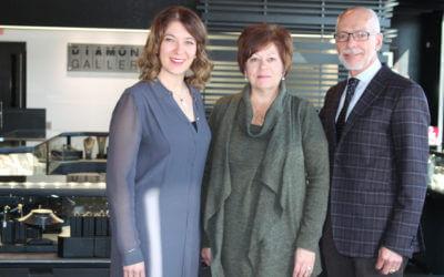 Depuis 25 ans, Diamond Gallery célèbre l'amour